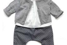 Moda para bebés / by Celeste Duerto
