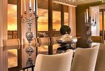 Dining decor / Dining-room decor