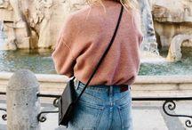 Klädstil / Stil och inspiration som talar lite extra.   100 % Julia