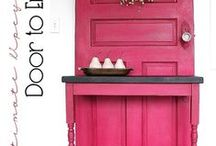 Door upcycling