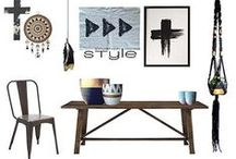 DINING ROOMS / Style and design inspiration for dining rooms. Check out www.situationstyle.com.au for product details.