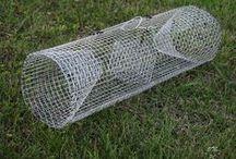 Animal & Fish Traps