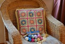 Create your Own / Complete kits to brighten your home. Available from www.wooljunction.co.za