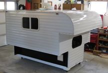 Ideas of a Pickup possible for a trailer / I'm building my first Trailer Camper