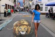 Art in the streets / Fabulous and Creative Street Art