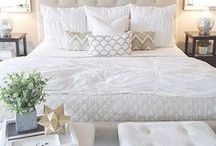 HOME | Bedrooms / Houston fashion and style blogger, Haute and Humid shares a curated board of bedroom decor ideas.
