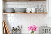 HOME | Kitchens / Houston fashion and style blogger, Haute and Humid shares a curated board of kitchen decor ideas.