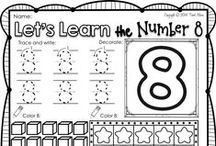 TEACHING | / Houston fashion and style blogger, Haute and Humid shares a curated board of Teaching kids and helping them learn letters numbers science social studies math writing and reading