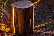Wood / Drewno / The most interesting products made of wood / Najciekawsze produkty wykonane z drewna