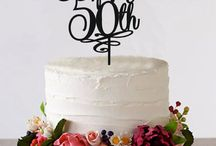 Fabulous 50 / Ideas for 50th Birthday party: Decor, Cocktails, Table settings, Cake