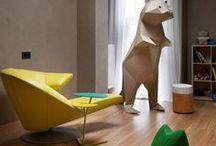 Children's rooms / Pokoje dziecięce