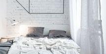 White interior ● Białe wnętrza