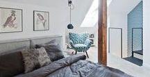 Apartment in the attic ● Mieszkanie na poddaszu