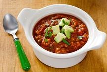Paleo Soups & Stews / Paleo soup, stew, chili, and stuff in bowls. / by Lisa | Cook Eat Paleo