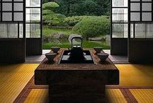 Neat spaces / Inspirations for living areas.