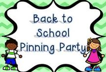 Back to school Pinning Party