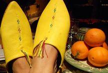Shoes, Flip-Flop and B A B O U C H E