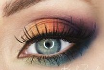 MAQUILLAGE / IDEE MAQUILLAGE COIFFURE