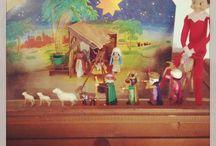 Elf on the shelf  / Elf on the shelf Wally - Reinacher familly member since 5-12-13