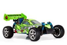 Redcat Racing 1/10 Nitro / Redcat Racing 1/10 scale nitro vehicles  / by Redcat Racing