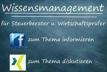 Kanzlei Wissensmanagement / Wissensmanagement für Kanzleien