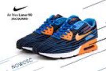 NOWOŚĆ! Nike Air Max LUunar 90 Jacquard / Całkowita nowość na rynku! Nike Air Max Lunar 90 U nas w cenie -20%!