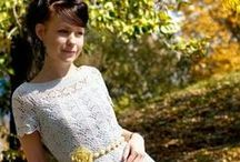 Crochet Dresses / by HanJan Crochet