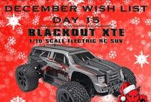 2014 Redcat Racing December Wish List / The 2014 Redcat Racing December Wish List is here to help you with all of your holiday hobby RC needs. Stock up on Redcat Racing RC vehicles, parts and accessories or search for your local dealer at www.redcatracing.com. / by Redcat Racing