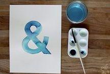 Arte - Tutoriales / Nuestra selección de tutoriales para que domines la pintura con acuarela, óleo, acrílico y espray.