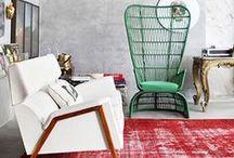 Interiores   Sala de estar / Marca la diferencia entre una casa y tu hogar.