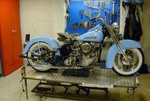 Workshop / Garage Workshop Motorcycles Tools