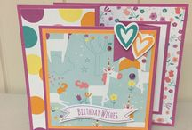 Papercraft creations by Donna's Crafty Heart /  Papercraft projects handcrafted by me. Some are my own original designs, or inspired from the CTMH Ideas Books or by other talented crafters using gorgeous products from Close to My Heart. To view this complete range of beautiful papercraft products please visit www.donnacosgrove.closetomyheart.com.au