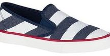 SPERRY TOP-SIDER (Women's) / Nouvelle collection de Sperry Top-Sider pour femme/ New Sperry Top-Sider Women's Collection