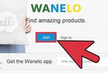 Social Media - Wanelo / Information on social media venue - Wanelo - articles, tutorials,, infographics etc.