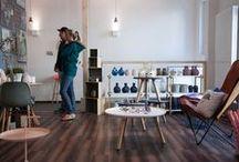Unser Concept Store / Hier gibt´s Einblicke in unseren Concept Store  3-ZIMMERKÜCHEBAD (Rüttenscheider Str. 211, 45131 Essen).