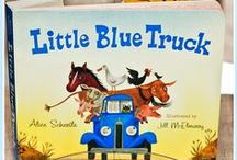 Little Blue Truck Party / Little Blue Truck themed birthday party or baby shower! Cute ideas for your party!