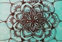 My own drawings / mandala's / All art posted on this board will be my own!