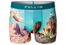 PULLIN / Sous-vêtements boxer pour homme