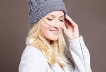 Hats | Mützen / Cosy hats from our LAMANA Magazines