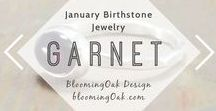 Birthstone Jewelry | Information & Gift Ideas / All about birthstones and birthstone jewelry.  Gemstone information and great gift ideas for earrings, pendant necklaces and rings.