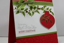 CARDS 7 Christmas / by Judy G