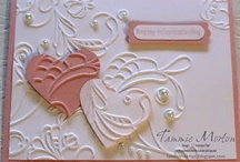 CARDS 8 hearts & love / by Judy G