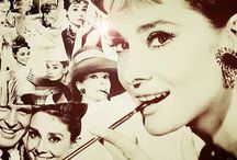 Audrey Hepburn / There's nobody like Audrey! / by Lady Heliotrope
