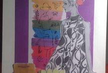 Love  fashion illustration!  / Paixão pela ilustração de moda!!!