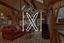 Ski Lodge Decor