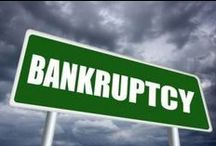 Filing for Bankruptcy Tips / Reasons why people file for bankruptcy and how to Easily Rebuild Credit After Bankruptcy