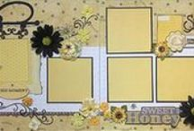 CRAFTS Scrapbook layouts CTMH / by Judy G