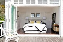 Coastal Homes / Here in Cardiff we are all about beach town living & ocean inspired homes