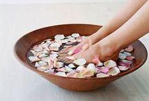 Perfect P E D I C U R E / perfectly polished and pretty feet