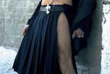 Men in Skirts, Kilts, Culottes